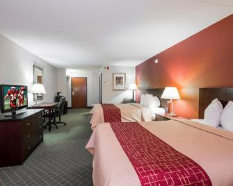 Red Roof Inn Hartford - New Britain - New Britain - Bedroom