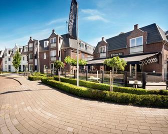Grenshotel de Jonckheer - Ossendrecht - Building