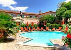 Best Western L'Orangerie - Νιμ - Πισίνα