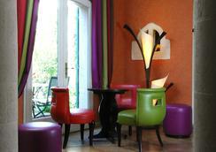 橘園貝斯特韋斯特酒店 - 尼姆 - 尼姆 - 酒吧
