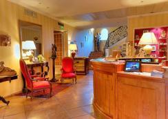 Best Western L'Orangerie - Nimes - Lobby