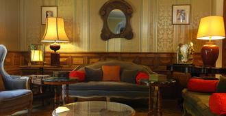 橘園貝斯特韋斯特酒店 - 尼姆 - 尼姆 - 休閒室