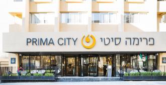 Prima City Hotel - Tel Aviv - Gebouw