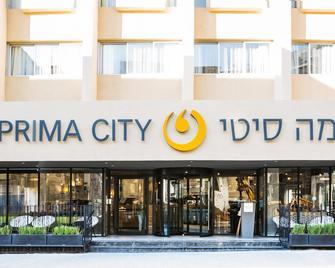 Prima City Hotel - Tel Aviv - Gebäude