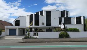 Shadzz Motel - Palmerston North - Building