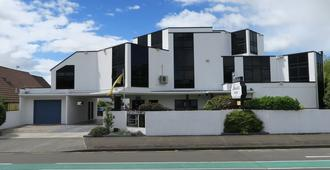 Shadzz Motel - Palmerston North - Κτίριο