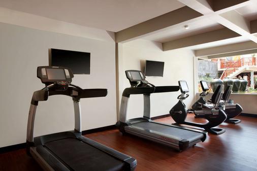Best Western Premier Agung Resort Ubud - Ubud - Gym