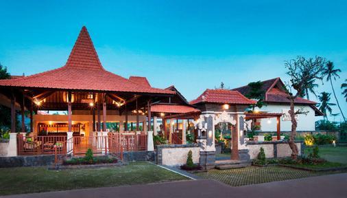 Best Western Premier Agung Resort Ubud - Ubud - Bygning