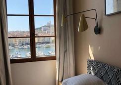 Hotel Bellevue Marseille - Marsiglia - Camera da letto