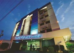 Sara Palace Hotel - Uberlândia - Edificio