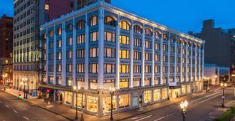 Hi-Lo Hotel Autograph Collection - Portland - Edificio