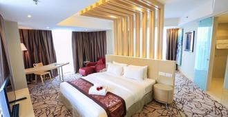 Eco Tree Hotel - Malacca - Bedroom