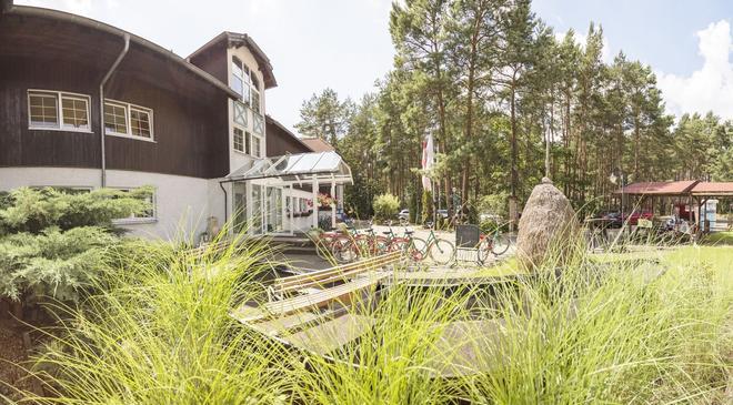 Spree-Waldhotel Cottbus - Cottbus - Outdoors view