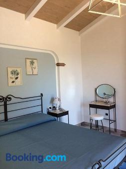 Hotel Villa Delle Meraviglie - Maratea - Bedroom