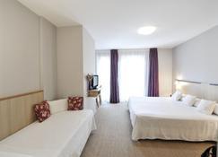 Hôtel Les Esclargies - Rocamadour - Κρεβατοκάμαρα