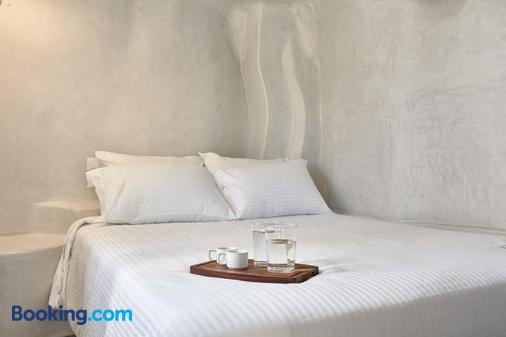 Mykonos Waves Beach House & Suites - Ορνός - Κρεβατοκάμαρα