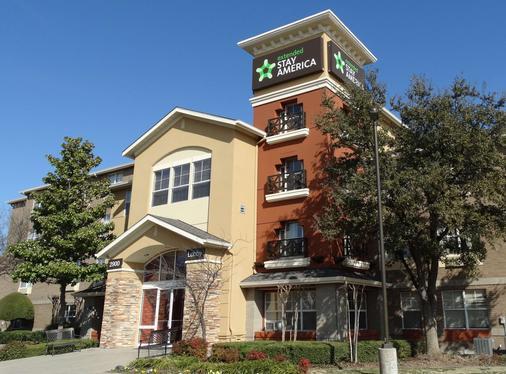 Extended Stay America - Dallas - Plano - Plano - Gebäude