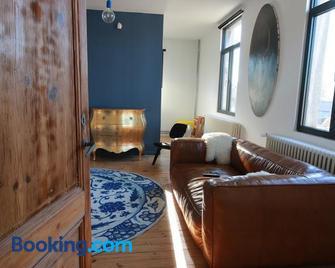 Hullehuis - Aalter - Living room