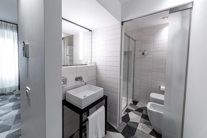 Best Western Hotel Cappello D'Oro - Μπέργκαμο - Μπάνιο