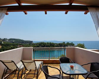 Marilena Apartments - Patitiri - Balcony