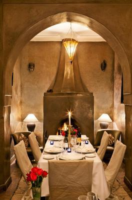 Dar Les Cigognes - Marrakesh - Dining room