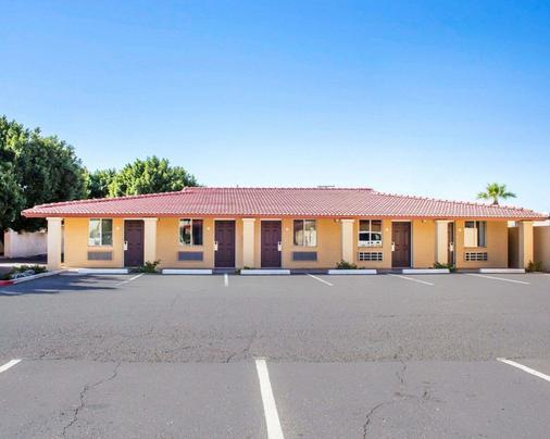 Rodeway Inn Old Town Scottsdale - Scottsdale - Rakennus