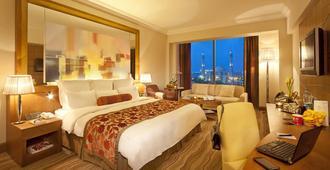Gulf Hotel Bahrain - מאנאמה - חדר שינה