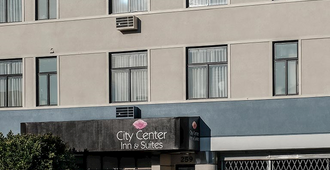 City Center Inn & Suites - San Francisco - Gebäude