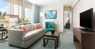 Courtyard by Marriott Waikiki Beach - Honolulu - Stue