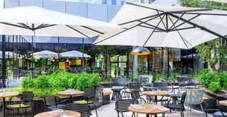 Park Inn by Radisson Berchem - אנטוורפן - מסעדה