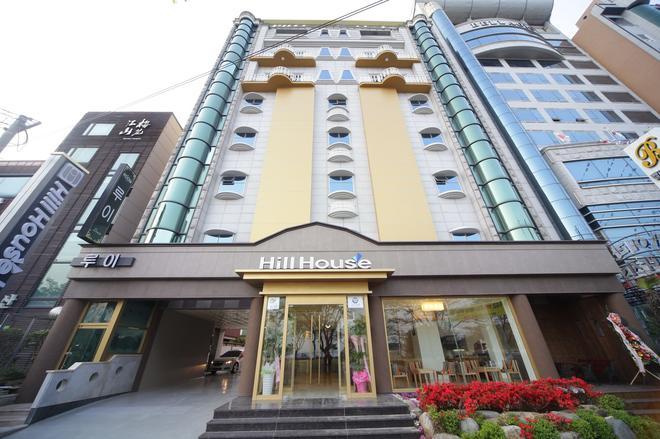 Hotel Hill House - Yeosu - Building