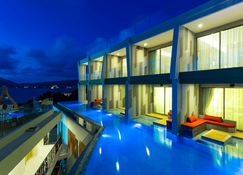 Crest Resort & Pool Villas - Patong - Budynek