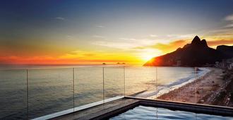 伊帕內瑪太陽酒店 - 里約熱內盧 - 里約熱內盧 - 室外景