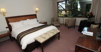 Hotel Puerta del Sur - Valdivia - Slaapkamer
