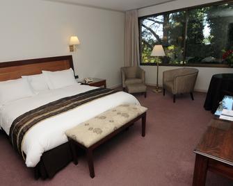 Hotel Puerta del Sur - Вальдивия - Спальня