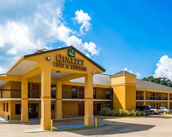 Quality Inn & Suites - Oxford - Building