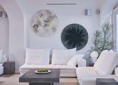 Mykonos Blanc - Ornos - Living room