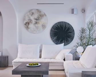 Mykonos Blanc - Ornos - Wohnzimmer