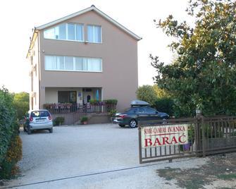 Family Pension Ivanka Barac - Medjugorje - Edifício