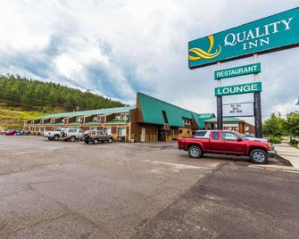 Quality Inn - Pagosa Springs - Building