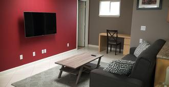 Newly Remodeled Private Garden Cottage - San Francisco - Sala de estar