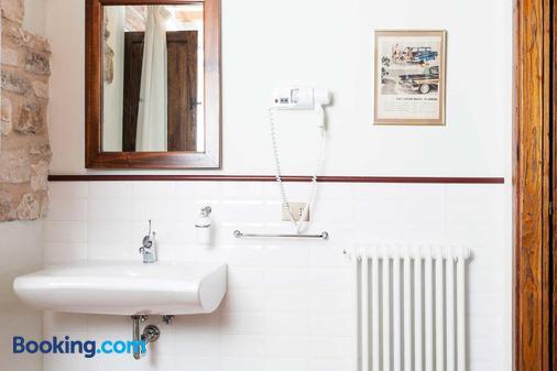 曼德里耶迪聖保羅酒店 - 農場之家 - 阿西西 - 阿西西 - 浴室