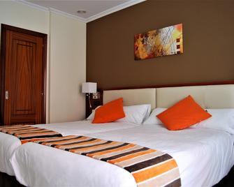 Hotel Anunciada - Bayona - Bedroom