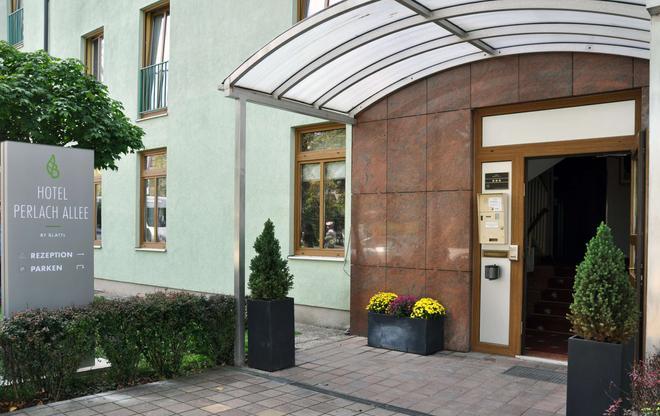 Hotel Perlach Allee - Múnich - Edificio