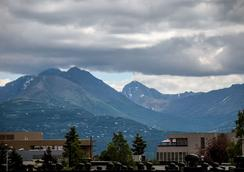 Bent Prop Inn & Hostel Midtown - Anchorage - Näkymät ulkona