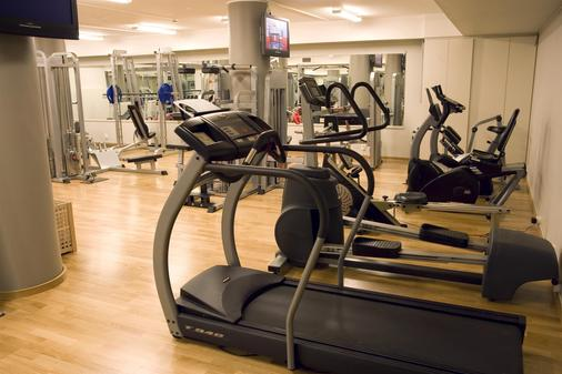 Best Western Royal Star - Stockholm - Gym