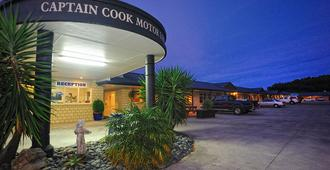 Captain Cook Motor Lodge - Gisborne - Edificio