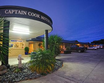 Captain Cook Motor Lodge - Gisborne - Rakennus