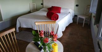 B&B Le Scalette di Piazza - Montalcino - Schlafzimmer