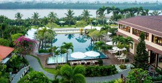 Silk Sense Hoi An River Resort - הוי אן - בריכה